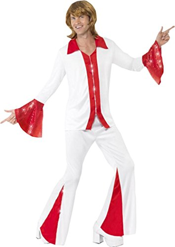 Smiffy's Super Trooper Male Costume Large