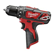 Milwaukee 2407-20 M12 3/8 Drill Driver - Bare