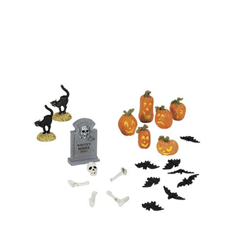 Halloween Decorations Village (Department 56 Village Halloween Yard Decorations)