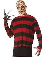 Rubie's Costume Co. Men's a Nightmare on Elm Street: Freddy Krueger Blister Set