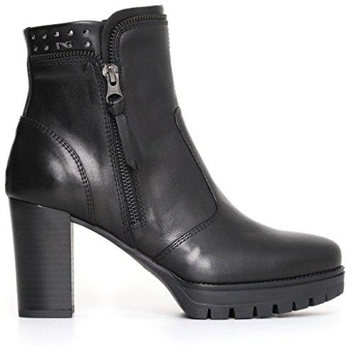 Altas Negro Giardini Zapatillas Mujer Nero dwtq7IIvn