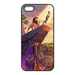 Diy Case For Ipod Touch 4 Cover ,Lion King Customized case Fashion Style UN026201