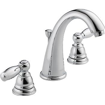 Peerless PLF Apex Two Handle Bathroom Faucet Chrome Touch - Bathroom faucets near me