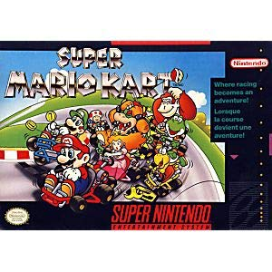 Super Mario Kart (Renewed)