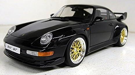 Gt Spirit - gt144 - Porsche 911/993 GT 1/18 Azul Noche: GT Spirit: Amazon.es: Juguetes y juegos