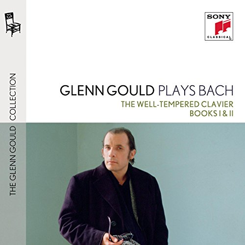 - Glenn Gould plays Bach: The Well-Tempered Clavier Books I & II, BWV 846-893