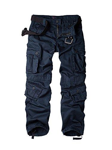 Outdoor Casual Men Pants - 3
