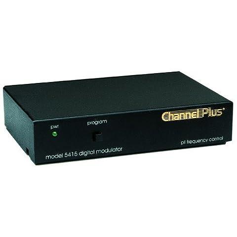 CHANNEL PLUS 5415 Single Channel Rf Modulator, Model: 5415, Electronic Store & More - Rf Modulators Single Channel