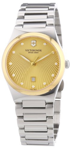 Victorinox Swiss Army Women's Quartz Watch Victoria 241637 with Metal Strap