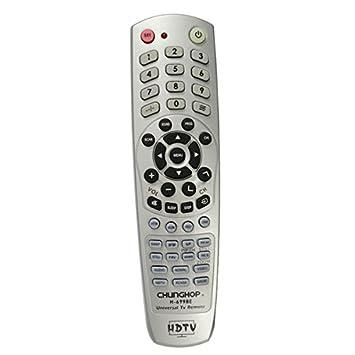Amazon com: H-6998E Universal Smart Remote Control