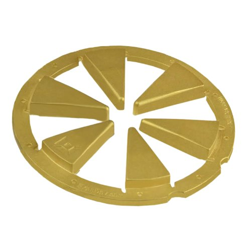Exalt Paintball Rotor Feedgate - Gold by Exalt