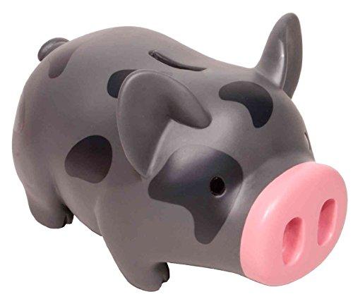 Money Bank Piglet Grey Black product image