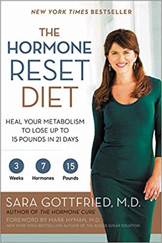 ([By Sara Gottfried ] The Hormone Reset Diet: Heal Your Metabolism to Lose Up to 15 Pounds in 21 Days (Paperback) by Sara Gottfried (Author) (Paperback) )
