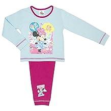 Disney Minnie Mouse 'Oh My!' Girls Pyjama Set - Age 1-4 Years