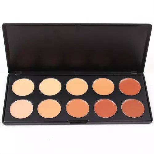 Iebeauty®10 Color Camouflage Concealer Palette Face Cosmetic Makeup Cream AU