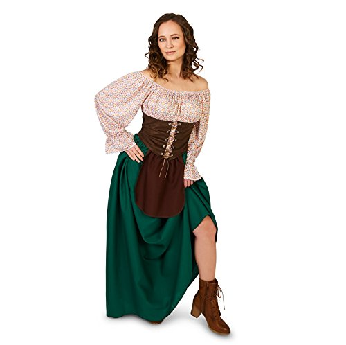 Tavern Maiden Adult Costume (Tavern Maiden)