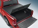 2009-2014 DODGE RAM HARD FOLDING TONNEAU TRI FOLD COVER BED BOX QUAD 6.3 MOPAR