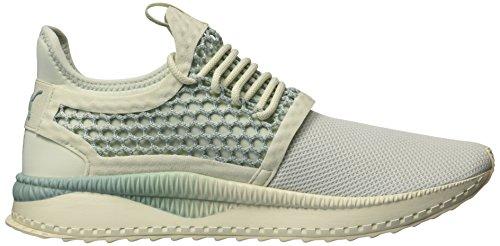 Puma Menns Tsugi Netfit Sneaker Blå Blomst-akvifer-hviske Hvit