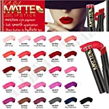 LA GIRL Matte Flat Velvet 26PCS Lipstick Brand New Colors
