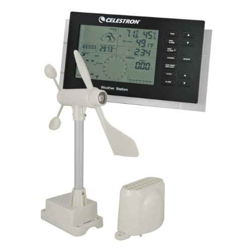 Celestron 47009 Deluxe Weather Station