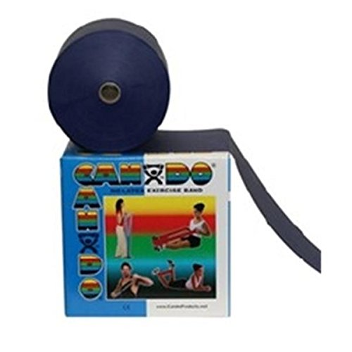 Exercise Band Can-Do 50 Yd Blue Ea Fabrication Enterprises - 10-5624 by Unknown