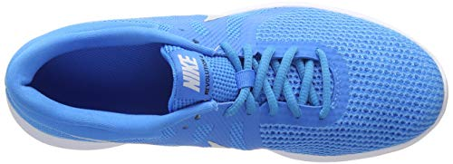 Nike Platinum blue pure Homme Running 001 Hero Chaussures Glow Revolution black blue Multicolore 4 Eu De rPrCWq