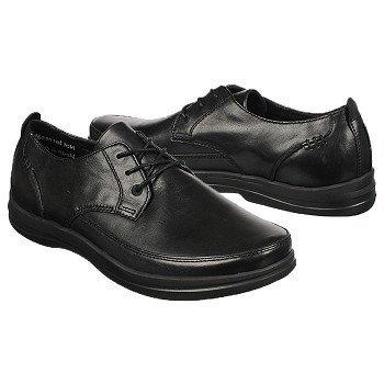 Aetrex Mens Dale Classic Lace Oxford Black