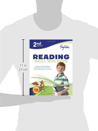 2nd Grade Reading Skill Builders: Activities, Exercises, and Tips to Help You Catch Up, Keep Up, and Get Ahead (Sylvan Language Arts Workbooks) by Sylvan Learning Publishing