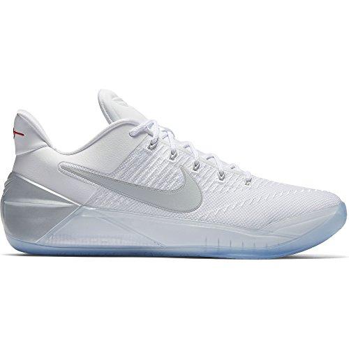 Nike Herren Kobe A.D. Basketballschuh Weiß