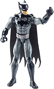 Mattel DWM49 - DC Comics Toy - Justice League 12 Inch Deluxe Action Figure - Batman the Dark Knight at Gotham City Store