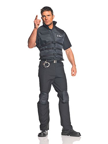 Men's Swat Costume