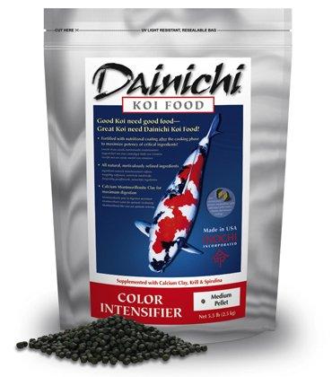 Dainichi Koi Color Intensifier (5.5 Pounds, Small) -