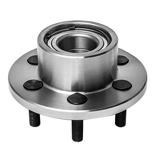 Front Wheel Hub and Bearing Assembly Left or Right Compatible Dodge Dakota Durango (RWD / 2WD Models Only) AUQDD 515032 [ 6 Lug RWD 2-Wheel ABS ]