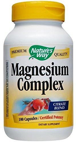 NATURE'S WAY, Magnesium 500mg – 100 caps