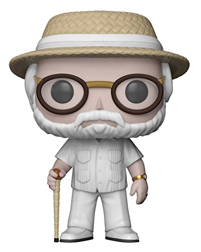 Funko Pop! Movies: Jurassic Park - John Hammond Collectible Figure -