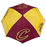 Team Effort NBA Cleveland Cavaliers 62'' Windsheer Lite Umbrella62 Windsheer Lite Golf Umbrella, Multi, NA