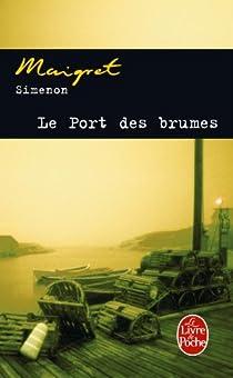 Le Port des brumes par Simenon
