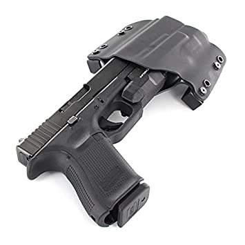 R&R Holsters: OWB Kydex Holster for Inforce APLc (Compact) - Matte Black