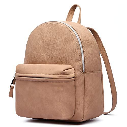 HaloVa Women's Backpack, Stylish Shoulders Bag, Mini Cute Daypack