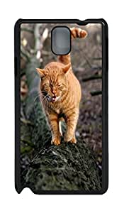 Samsung Note 3 CaseMeow How Did I Get Here PC Custom Samsung Note 3 Case Cover Black