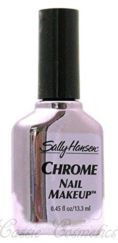 Sally Hansen Chrome Nail Polish - Purple Sapphire # 58