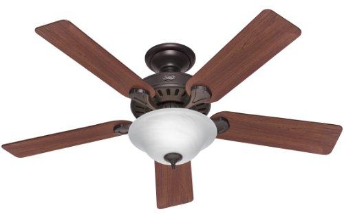 (5-Blade Decorative Ceiling Fan, 120, 3-Speed, 52