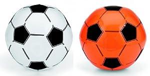 R542 Wasserball Strandball Fussball-Design ca. 30 cm Wasserspielzeug G1...