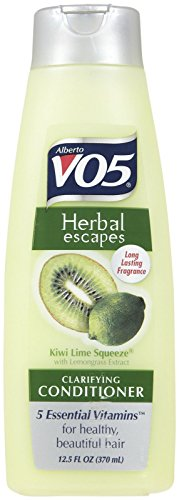Alberto VO5 Herbal Escapes Kiwi Lime Squeeze Clarifying Conditioner, 12.5 Ounce