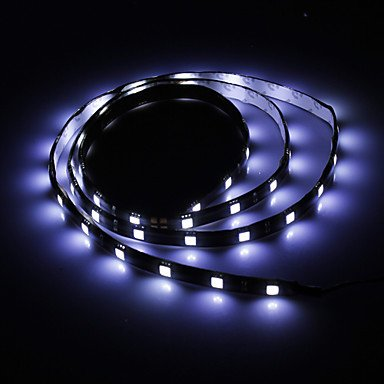 YSDSS DC 12V SMD 120cm 5050 Lamp Waterproof Strip 337 JTWM