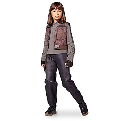 Star Wars Sergeant Jyn Erso Costume for Kids - Rogue One: A Story: Clothing