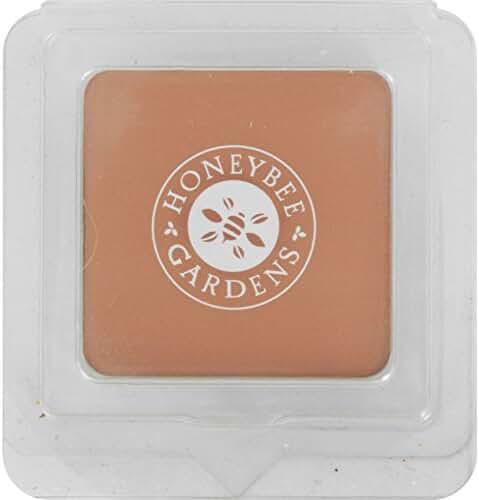 Honeybee Gardens Montego Pressed Mineral Powder, 0.26 Ounce