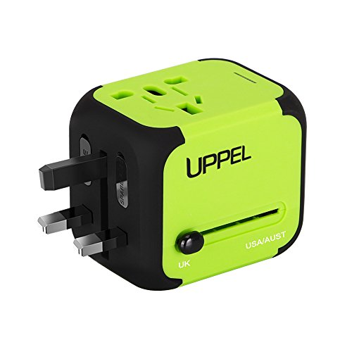Worldwide Chargers Adapters countries Universal product image