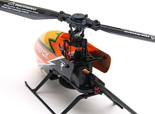 HobbyKing-Firefox-C129-4ch-Flybarless-Micro-RC-Helicopter-RTF-w6-Axis-Gyro-Orange