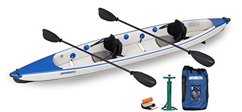 Sea Eagle Razorlite 473rl Inflatable Kayak Pro Carbon Tandem Package For Sale
